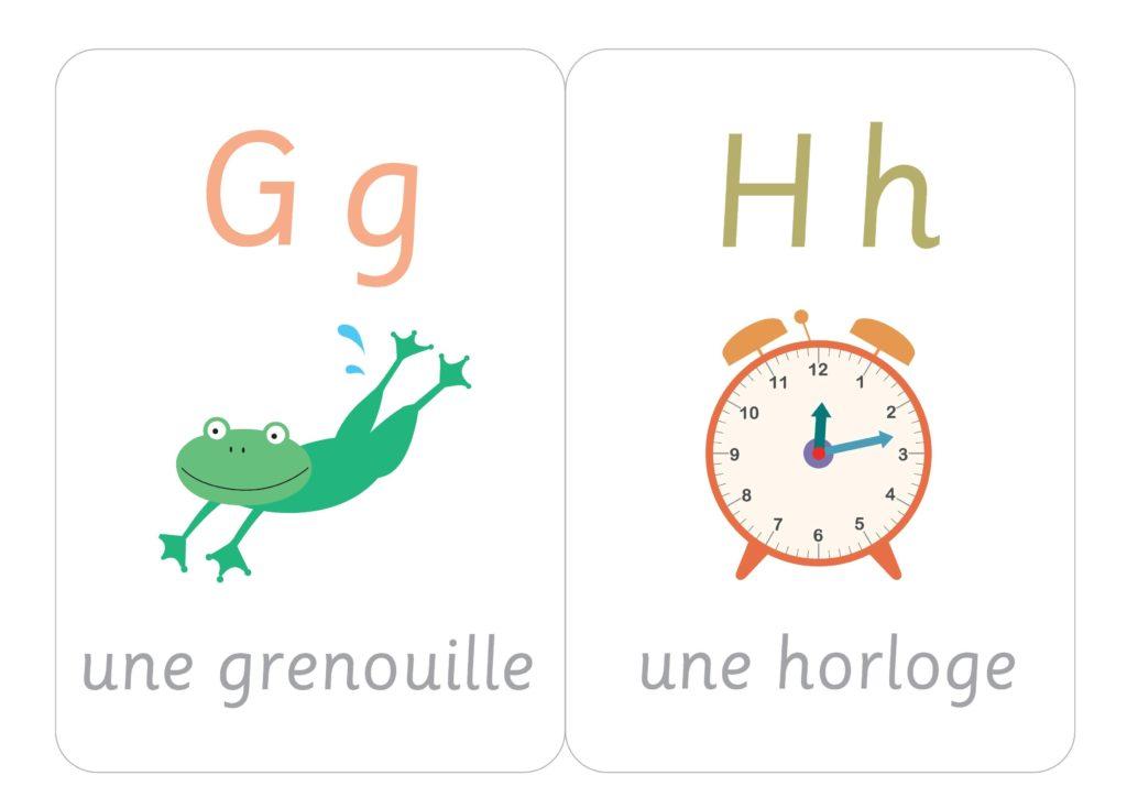Курсы французского языка для детей