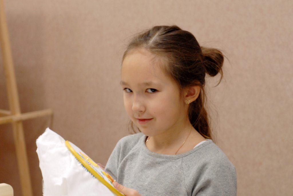 Студии и мастерские для детей
