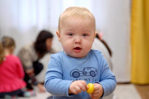 Занятия по раннему развитию